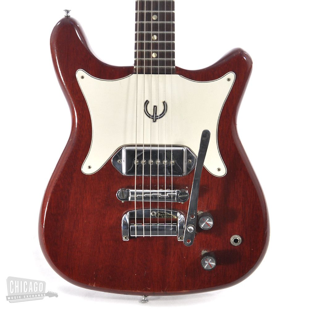 Epiphone Coronet Cherry Red 1965 (s316)
