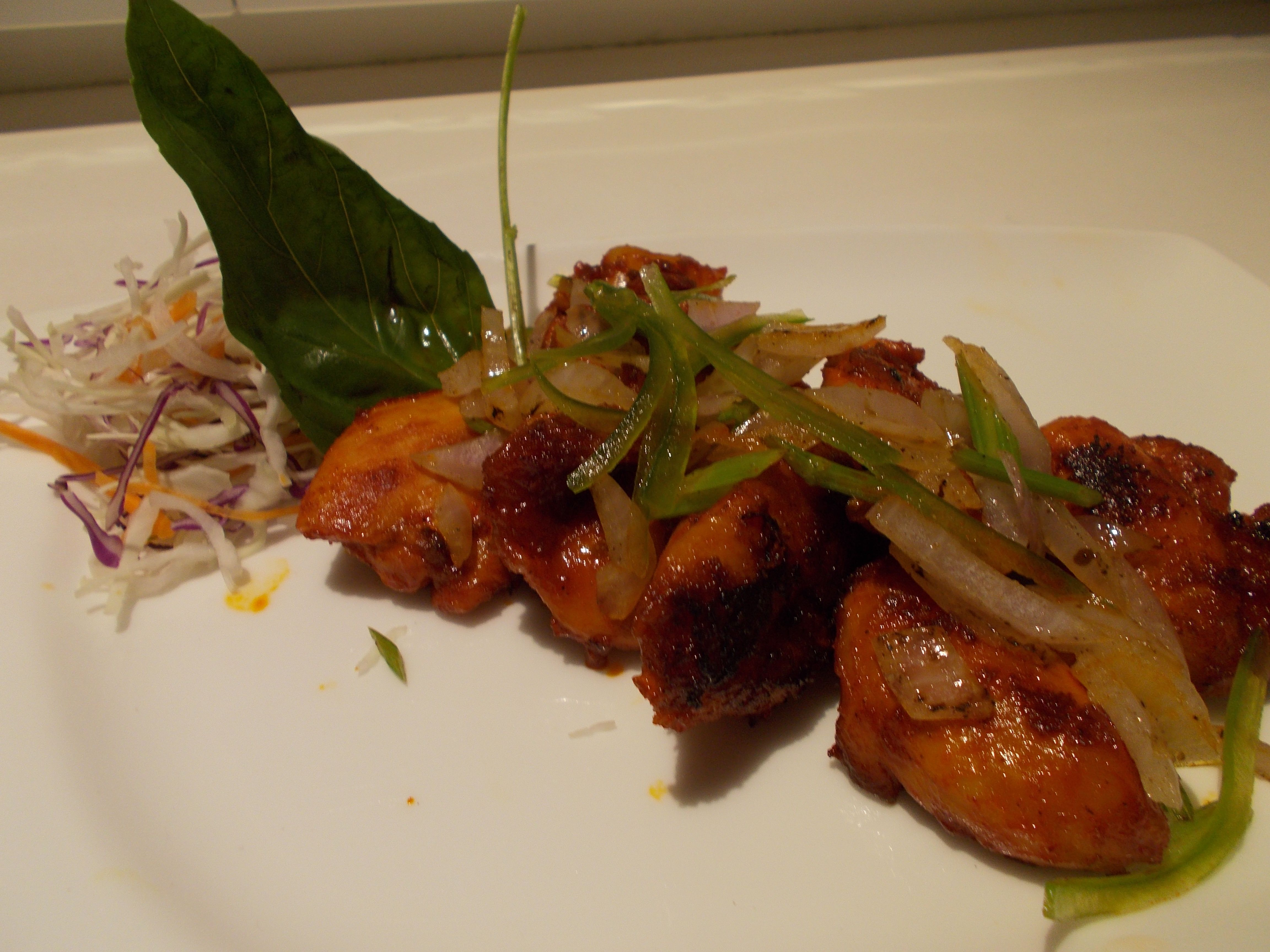 Peri Peri Chicken at PVR BluO at Phoenix Market City,Bangalore