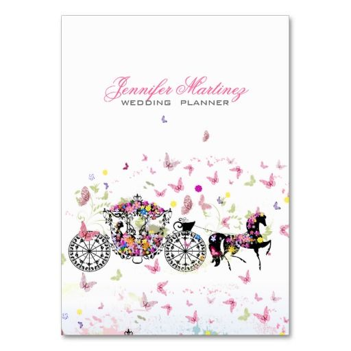 Wedding Horse Carriage Flowers Butterflies