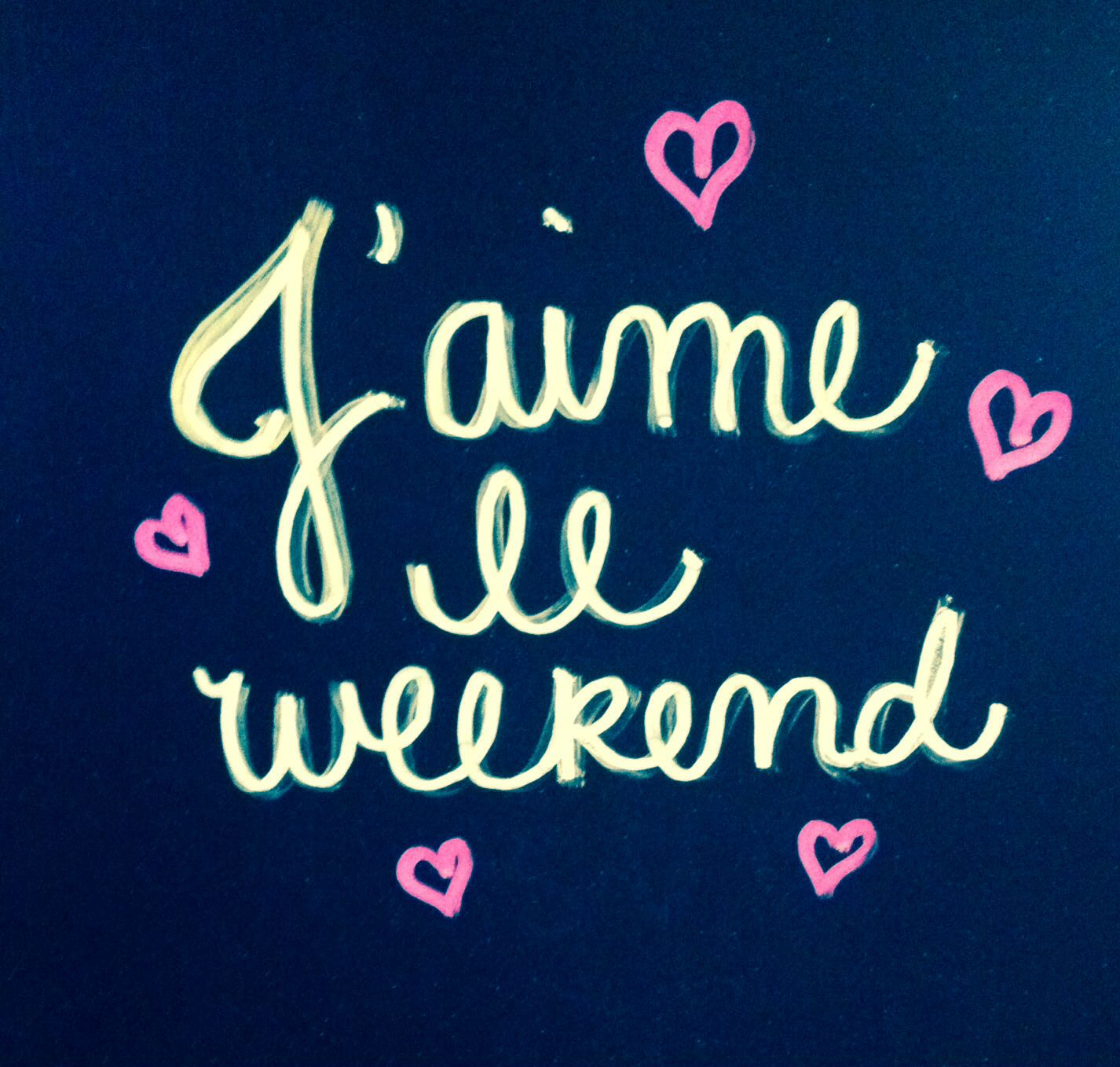 I love the weekend! quote