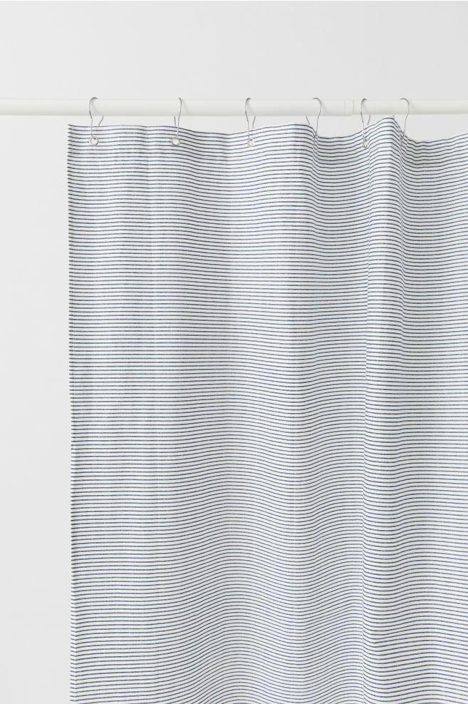 Patterned Shower Curtain Black Shower Curtains Vintage Shower