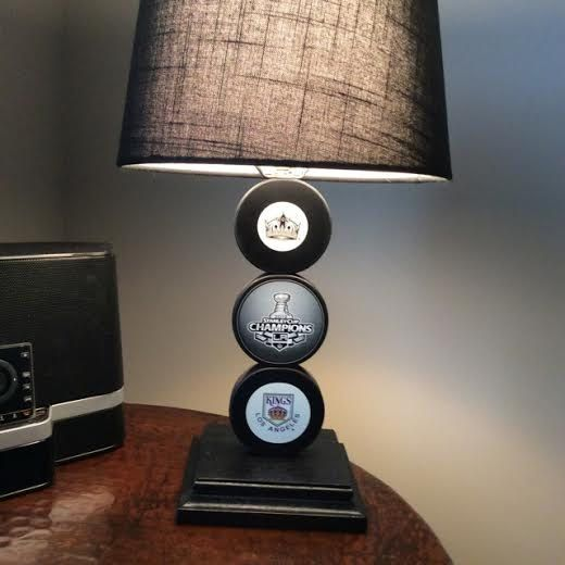 Pin By Drew Hillary On Hockey Lamps Lamp La Kings Stanley Cup Unique Items Products