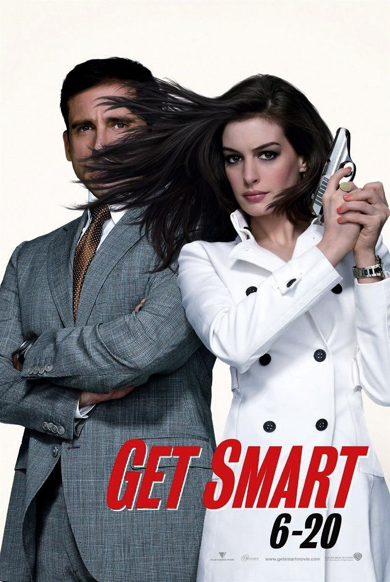 Directed By Peter Segal With Steve Carell Anne Hathaway Alan