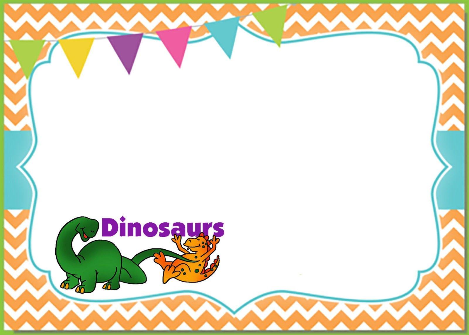 Dinosaur Party Invitation Card Dinosaur Birthday Party Invitations Dinosaur Party Invitations Party Invite Template