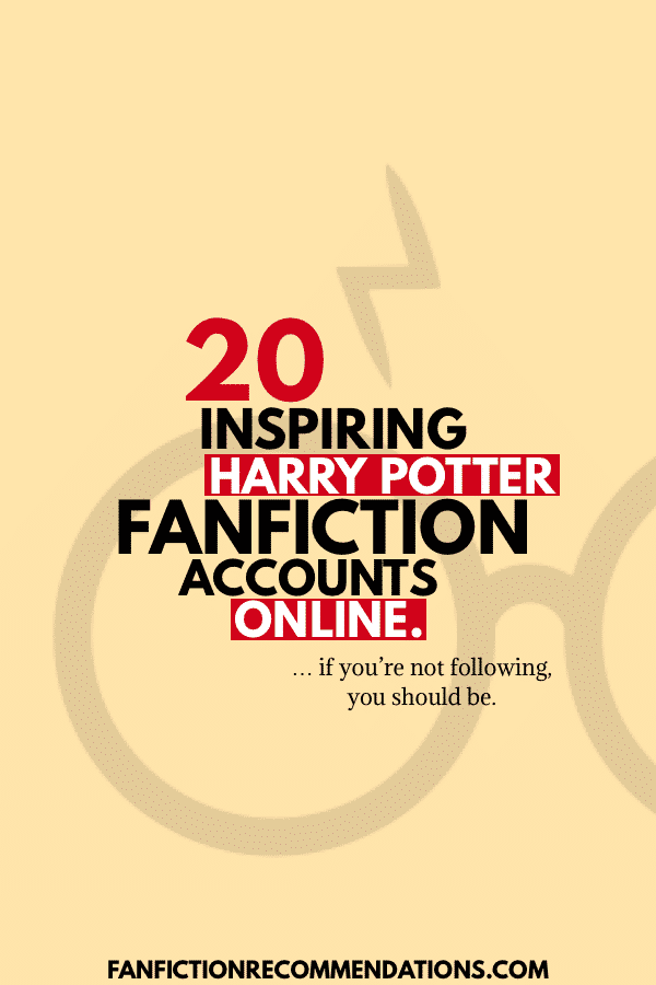 When It Comes To Finding Amazing Harry Potter Fanfiction The Fandom Rarely Lets