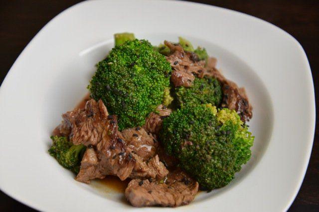 Panda Express Broccoli Beef Recipe Oriental Broccoli Beef
