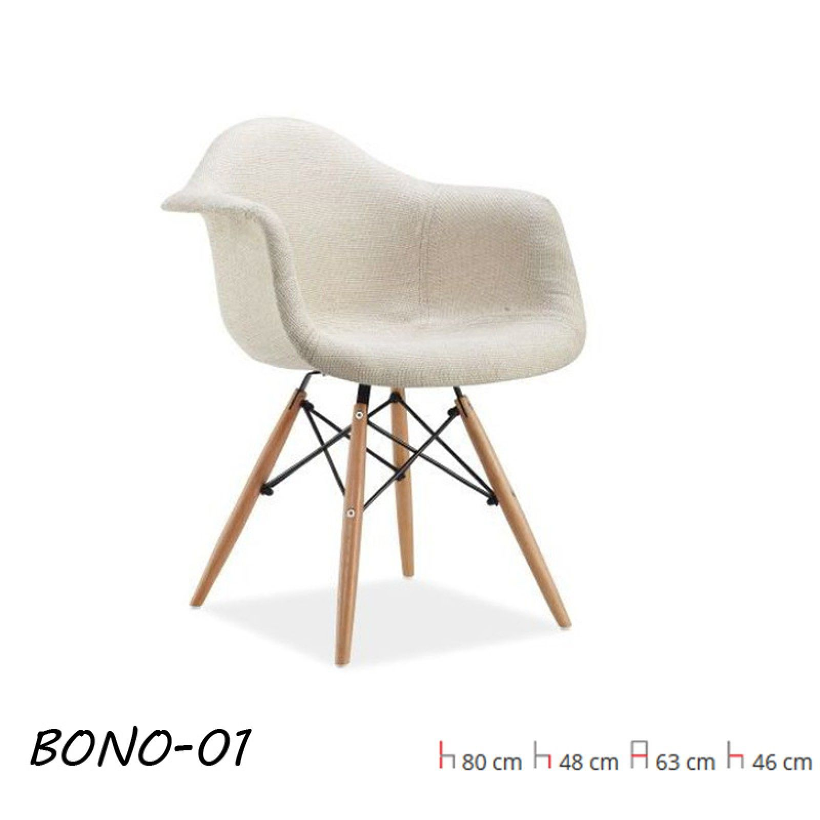Eames társalgó szék