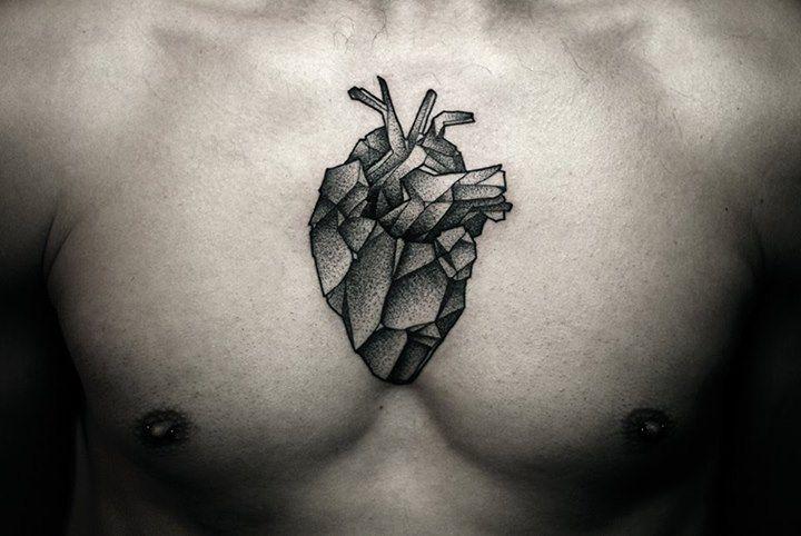Resultado de imagem para heart tattoo tumblr