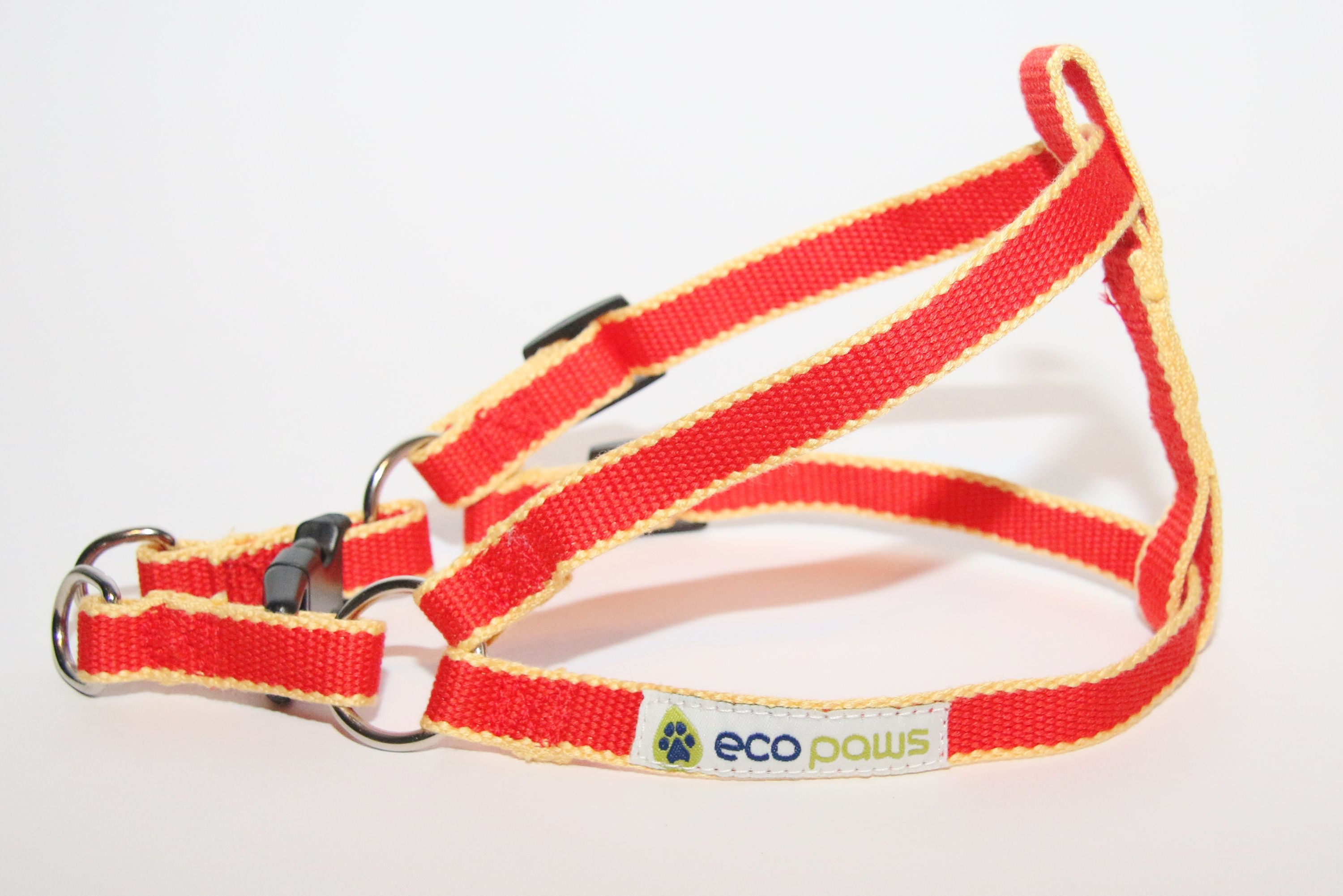 Eco Paws Dog Harness Eco Friendly 100 Organic Bamboo Ce Rohs