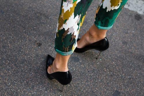 #fashion #green