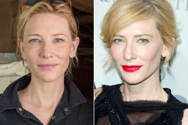 How These Gorgeous Celebrities Look Without Makeup or Any Cosmetics Shocked Us To Our Core - Page 162 of 205 - Trading Blvd