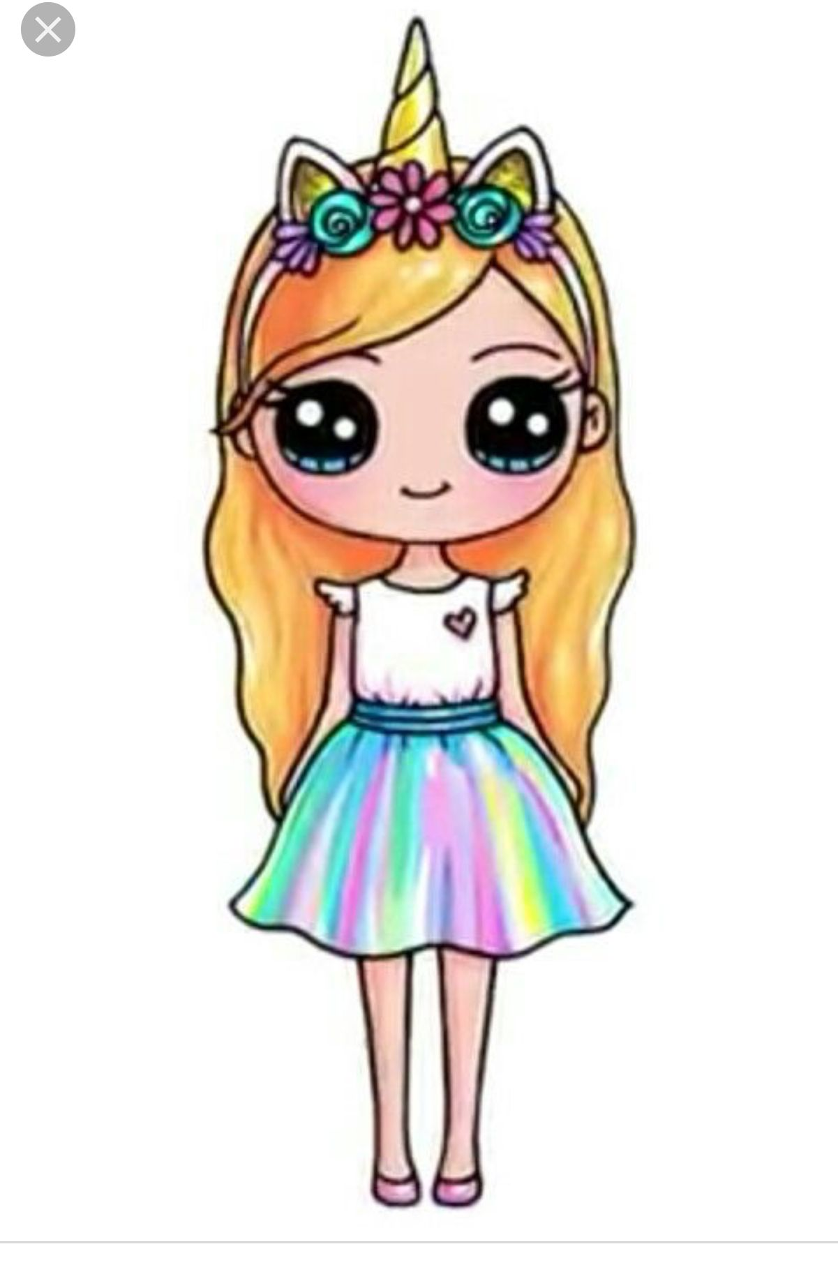 Pin By Alejandra Salazar On Brownie Ideas Cute Kawaii Drawings Kawaii Girl Drawings Cute Drawing Images