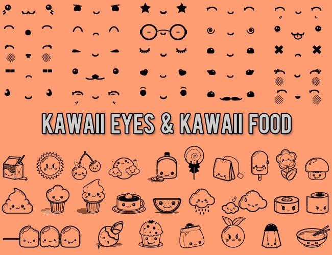 Fontastic Friday Cute Fonts Kawaii Typography