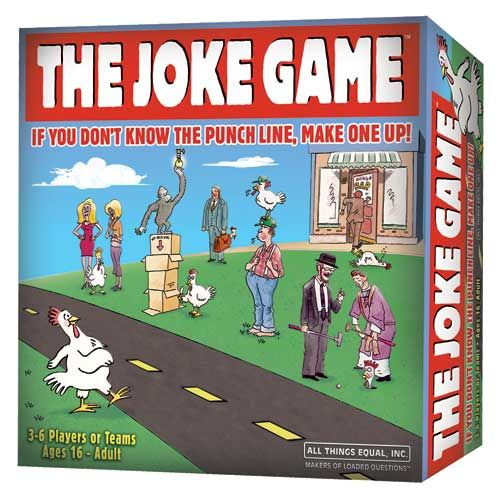 The Joke Game By All Things Equal