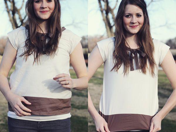 bias tape bow neckline tutorial - see kate sew