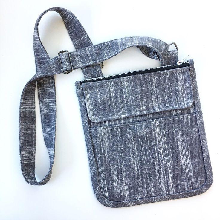 More-Than-a-Pocket Unisex Crossbody Bag#Eyes
