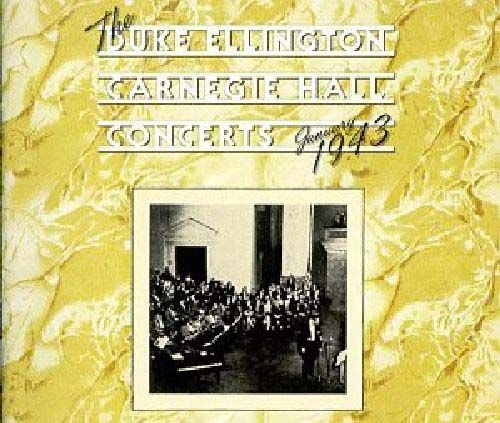 "Recorded on January 23, 1943, ""The Carnegie Hall Concerts: January 1943"" is a live album by Duke Ellington. TODAY in LA COLLECTION on RVJ >> http://go.rvj.pm/9s2"
