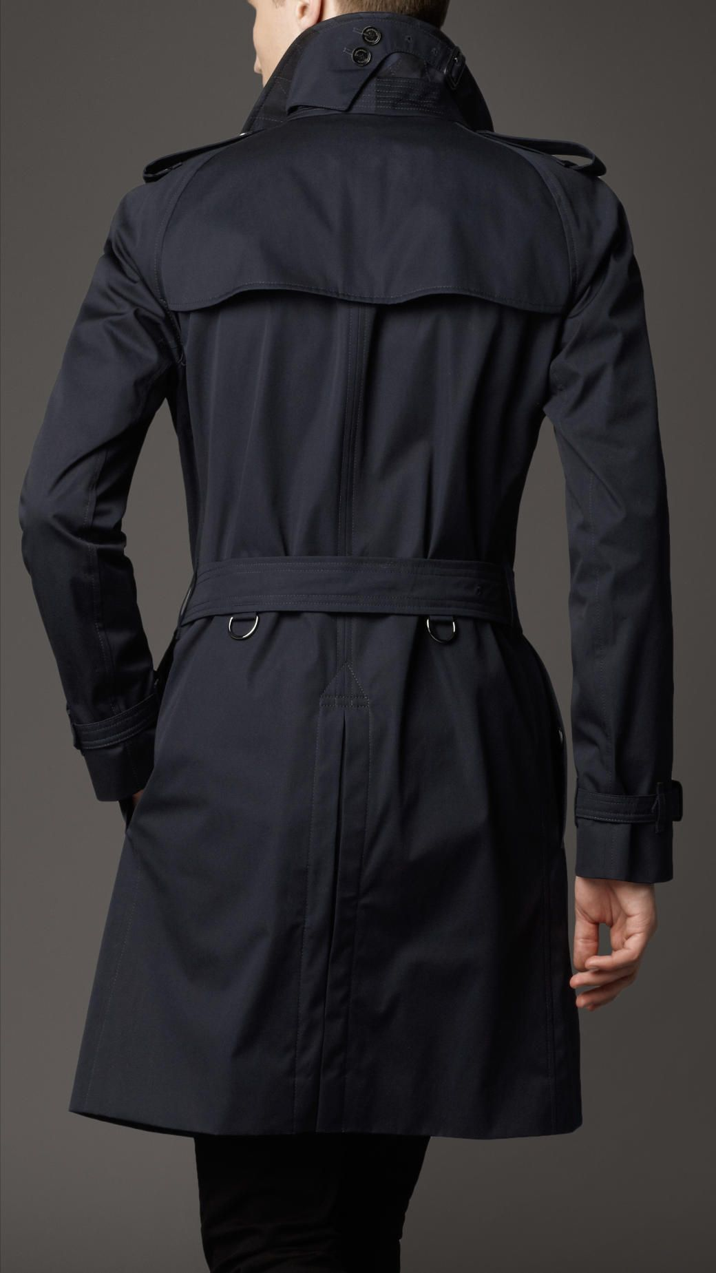 long mens coat, back - Google Search   Art Reference and ...