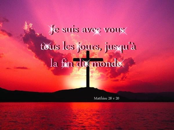 Mt 28 20 Image Biblique Biblique Versets Chretiens