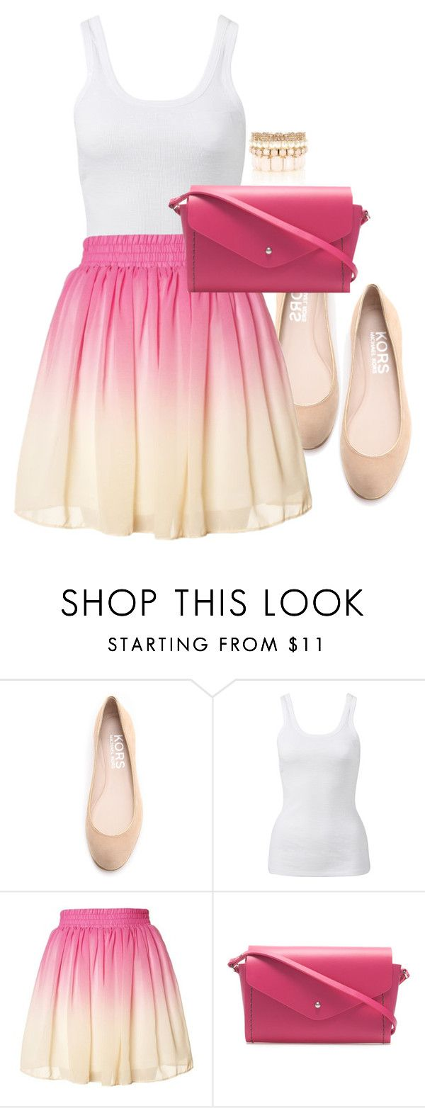 """""""Taking a walk"""" by blackqueen123 ❤ liked on Polyvore featuring KORS Michael Kors, Forever New, Zara and Oasis"""