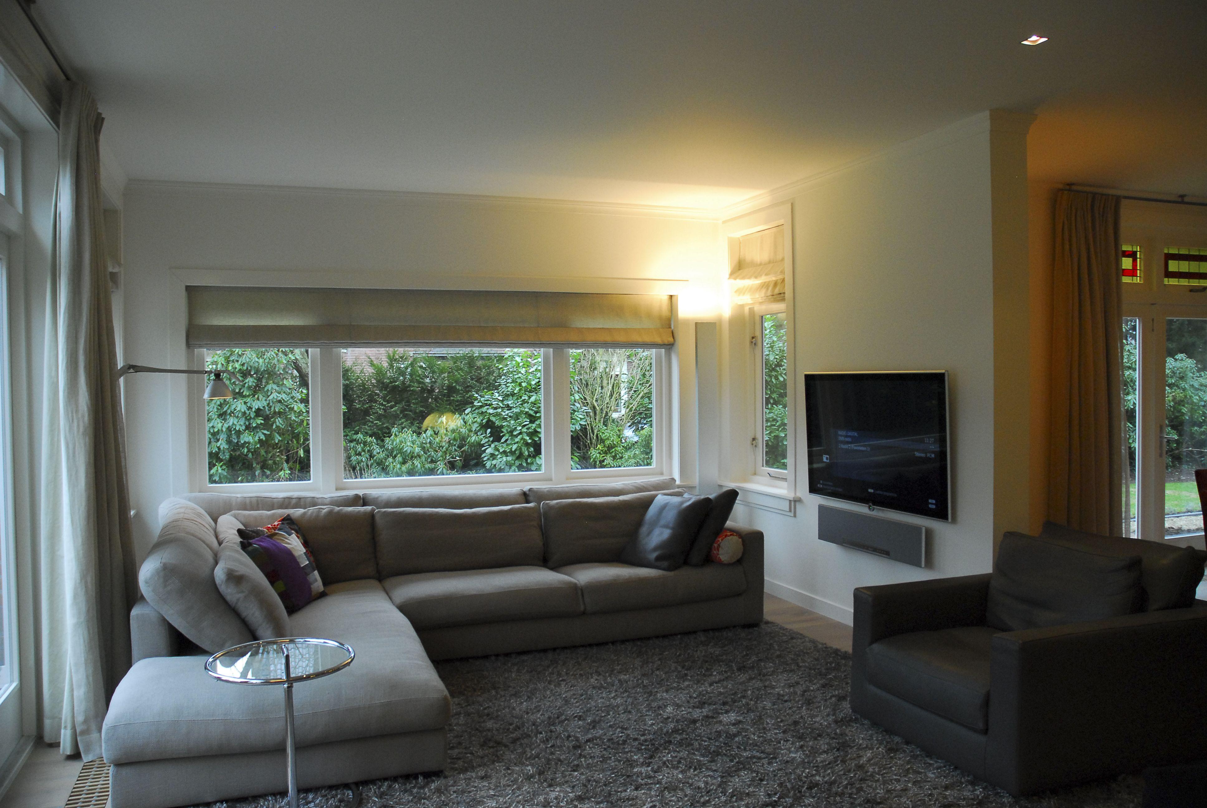 Hanneke huisman interieurs living room design for a residential