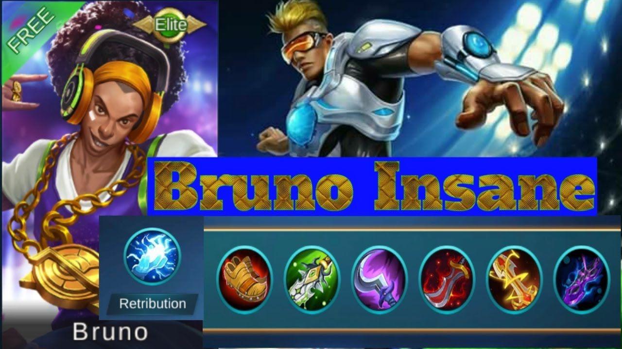 Mobile Legends, Bruno Mobile