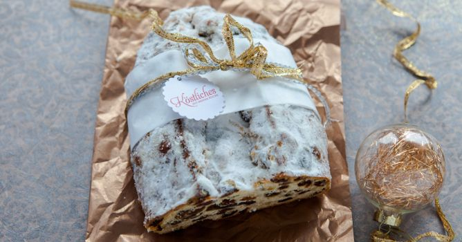 Christmas Stollen on @thueringen a few of the images by me.
