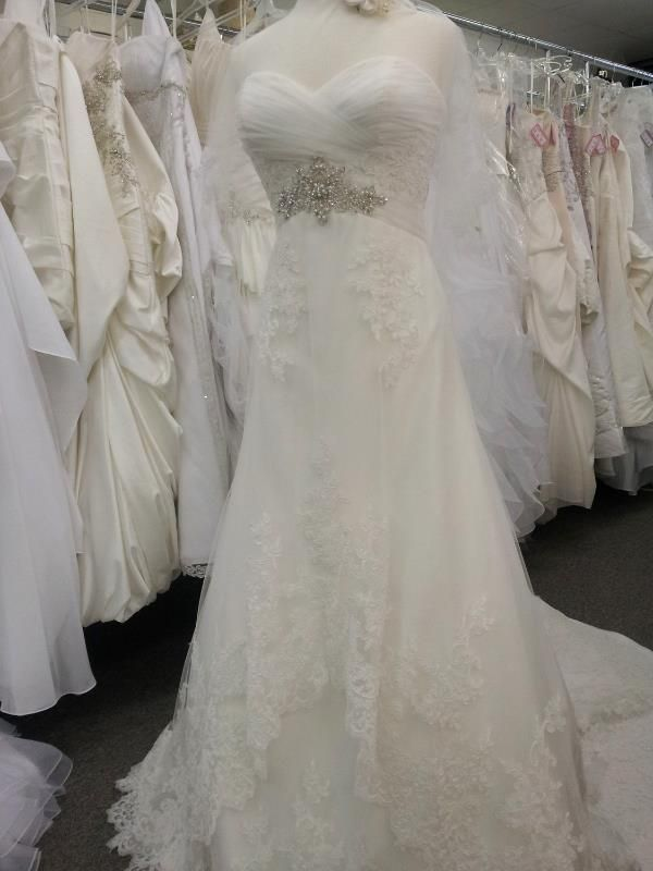 Mary\'s Bridal gown | | Elegant Occasions Gowns - Lincoln, NE ...
