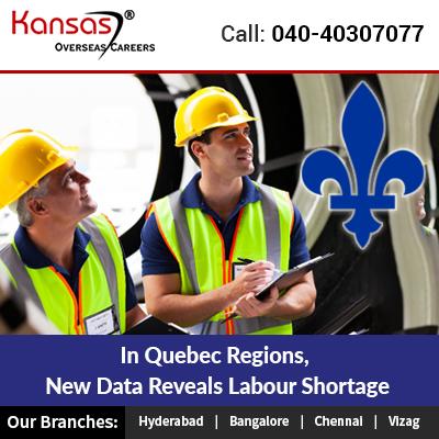 In Quebec regions, New Data Reveals labour Shortage