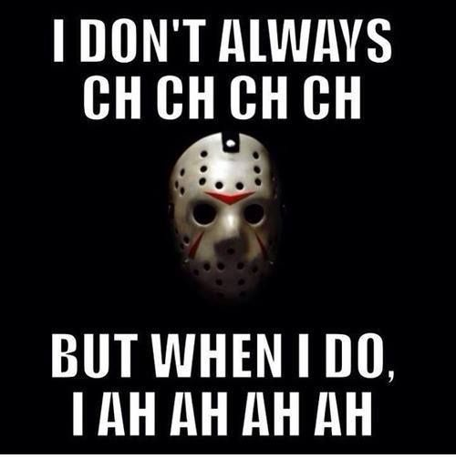 Happy Friday The 13th Friday The 13th Funny Funny Photos Humor