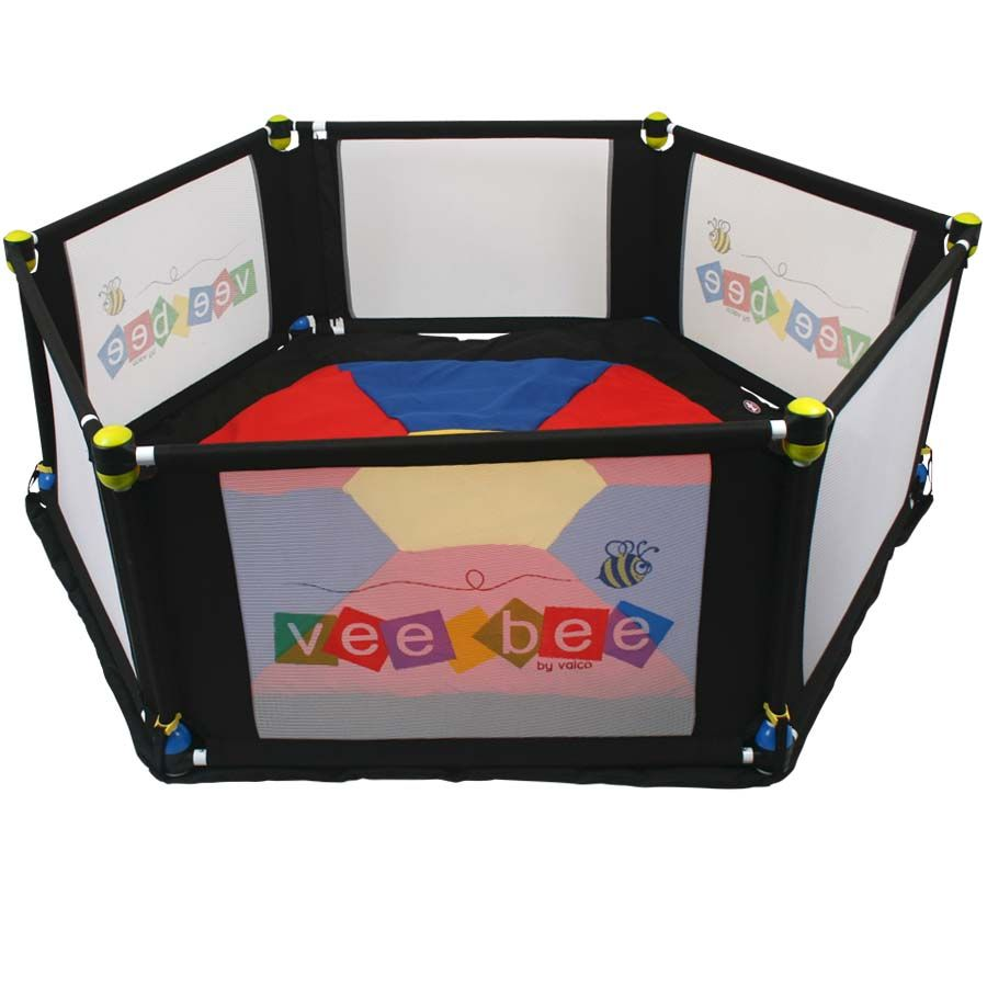 """Valco 6 Sided Play Yard 