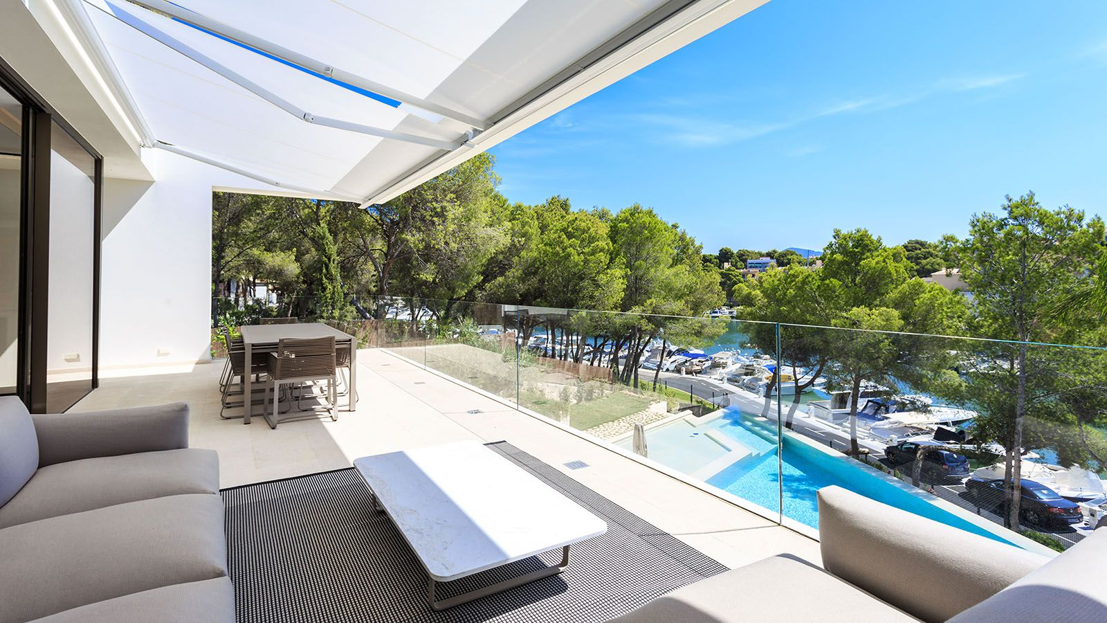 Luxusvilla Am Yachthafen Immobilien Mallorca Luxus Villa Immobilien