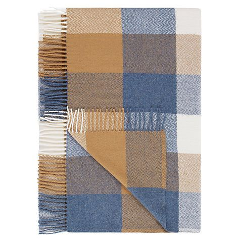Cosy lambswool throws can be found at John Lewis to create your dream sleep sanctuary #SleepSanctuary