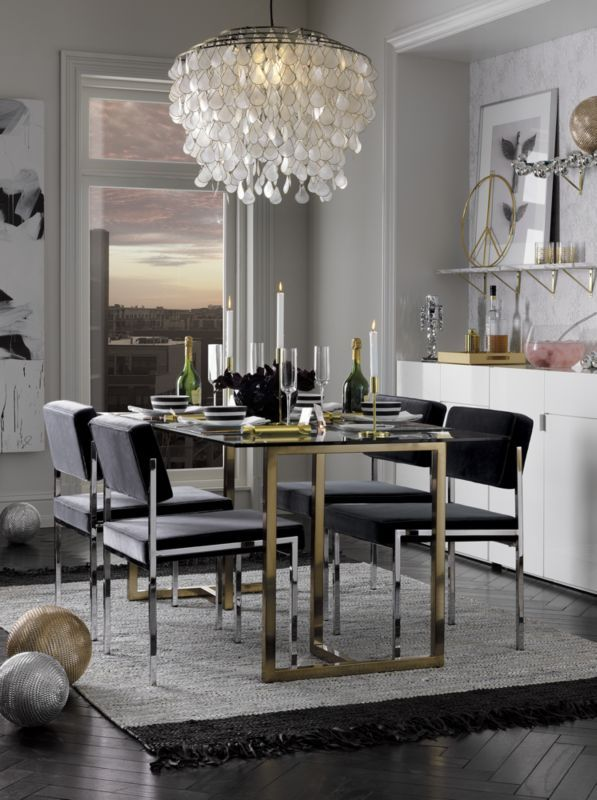 Silverado Br 72 Rectangular Dining Table In 2019