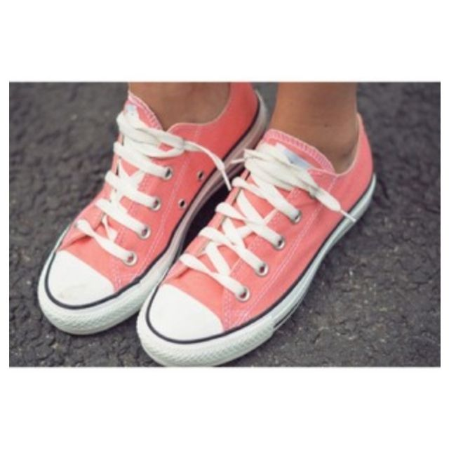 Converse Chuck Taylor All Star Seasonal Ox Fiery Coral, Converse