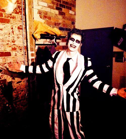 Joseph in his Halloween Costume ** 2011**