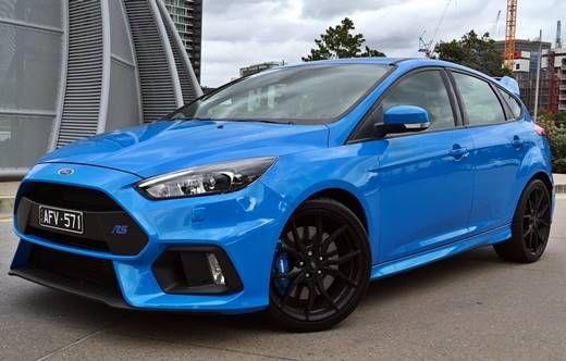 2018 Ford Focus Rs Changes 2018 Ford Focus Rs Price 2018 Ford