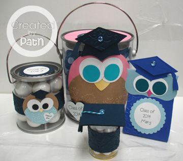 graduation owl party theme