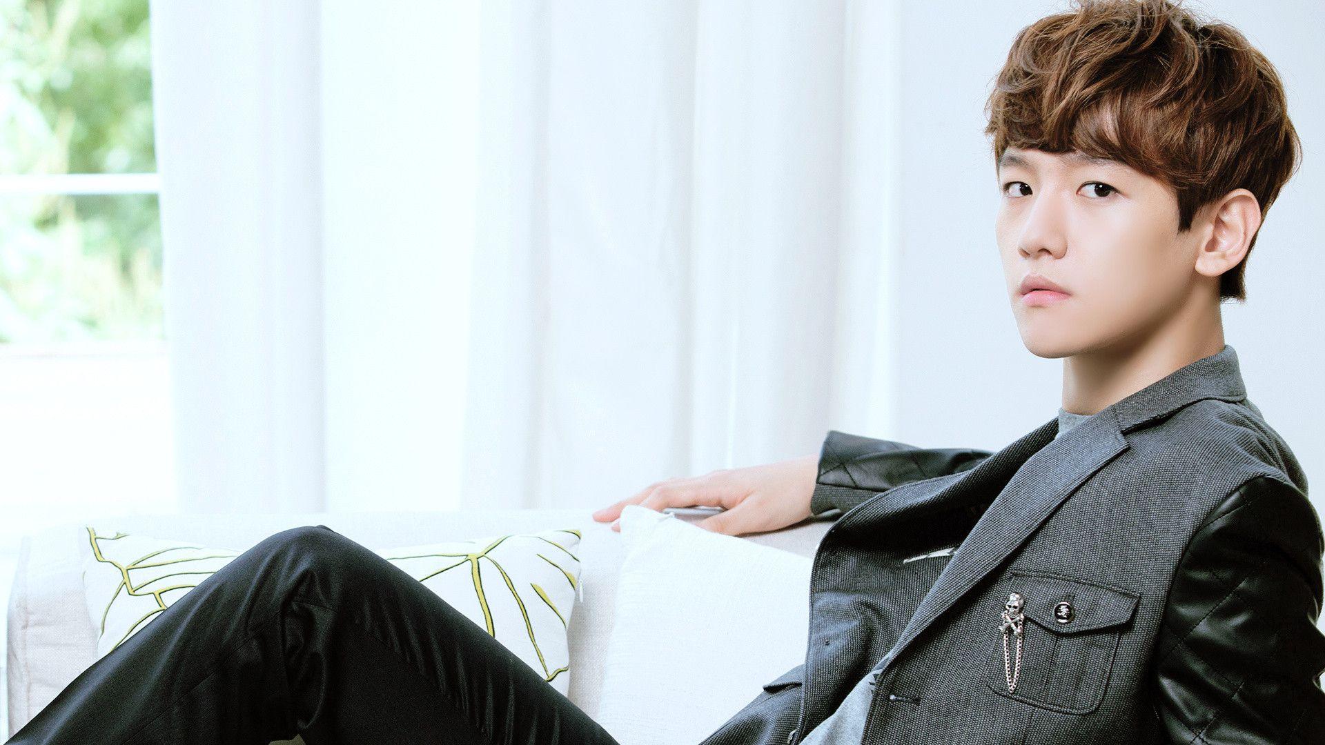 EXO-K Ivy Club FallWinter 2013 ~ Baek Hyun