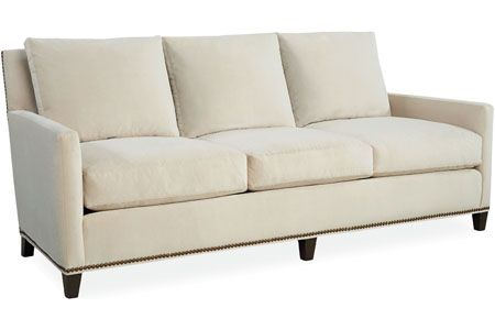 Lee 1296 03 Sofa Overall W84 D36 H34 Inside W71 D22 H16