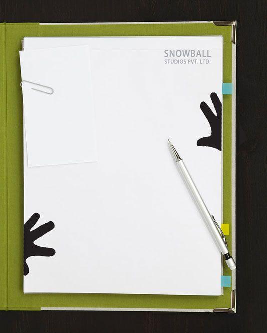 Design a stunning letterhead 10 expert tips Letterhead design - professional letterhead format