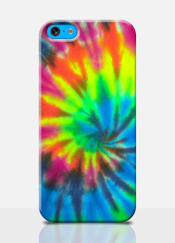 6af1345fbe6 TIE DYE iphone 5c case, rainbow iphone case, Tie Dye iPhone case ...