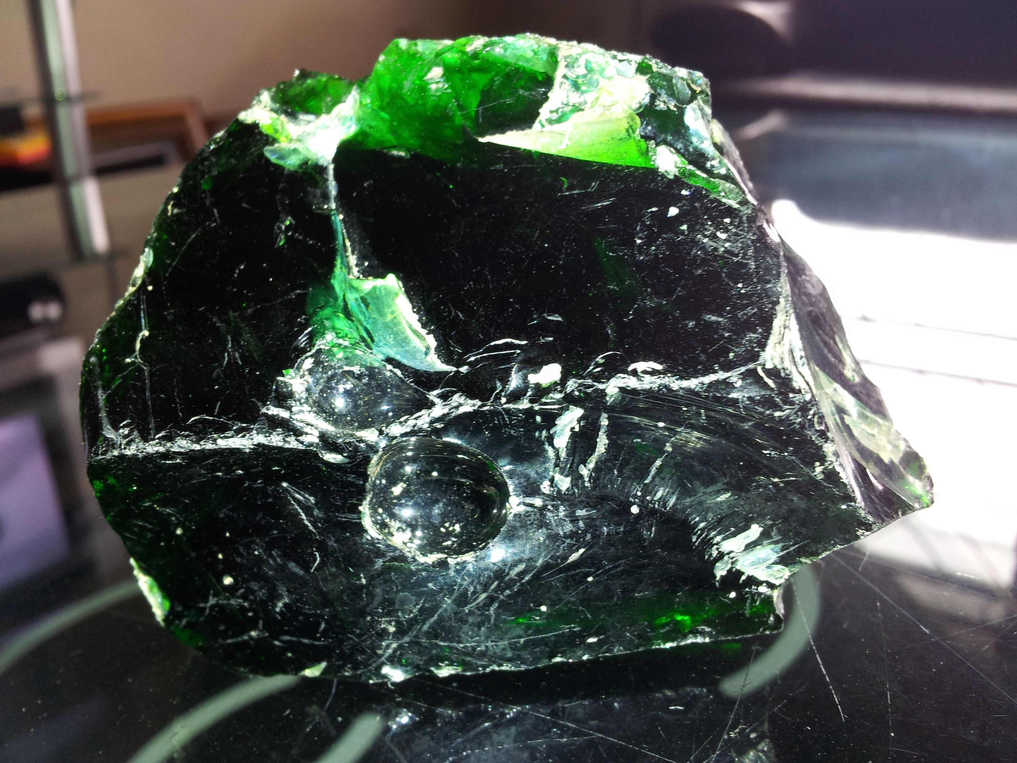 gem quartz doublet to emerald uses how stone green precious pg for practical identification