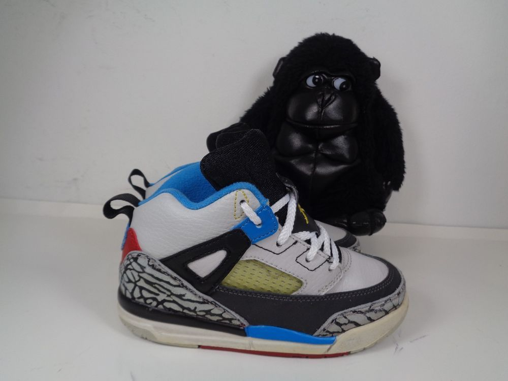 low priced 007a1 264fe Babies Nike Air Jordan Spizike Basketball Shoes Toddlers size 9C US  317701-070  Nike  Athletic