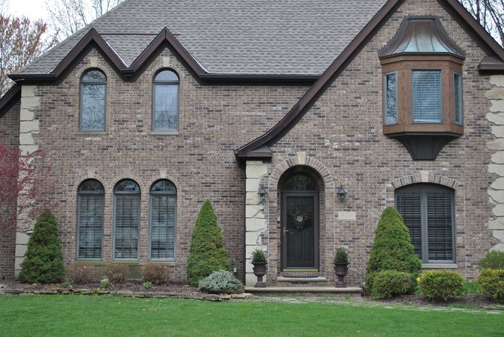 Exterior House Colors for Brick | Exterior Brick Color...Belden ...
