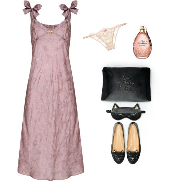"""Starlet Slumber Party"" by tara-starlet on Polyvore"