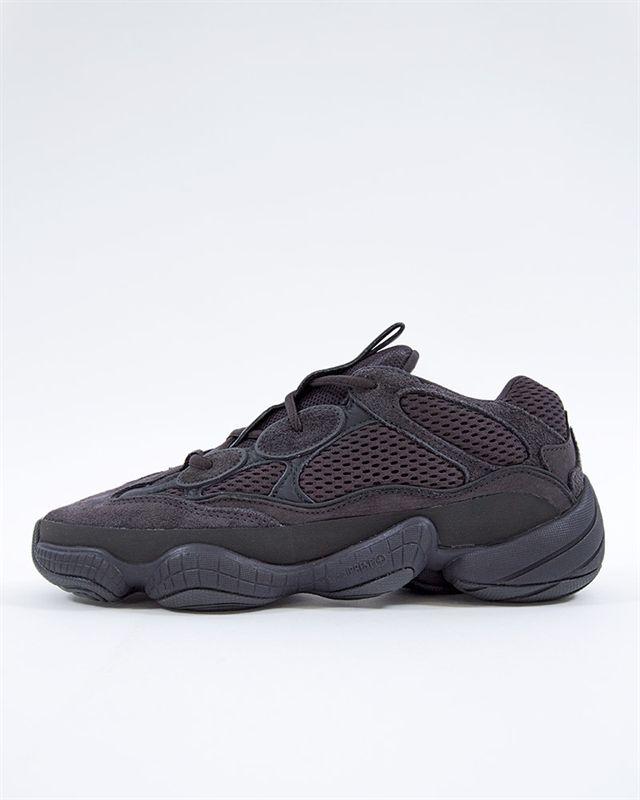 premium selection 8e85c 50667 adidas Originals Yeezy 500 - F36640 - Svart | Shoes | Yeezy ...