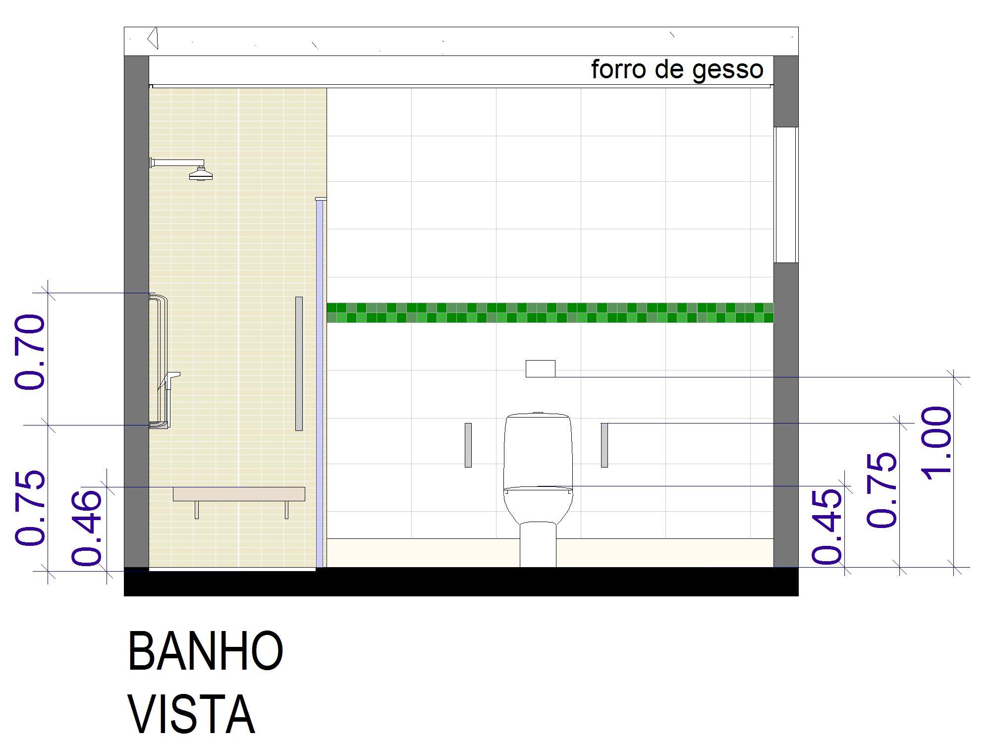 box de chuveiro acessivel  Pesquisa Google  ERGONOMIA E PLANTAS  Pinterest -> Nicho Banheiro Altura