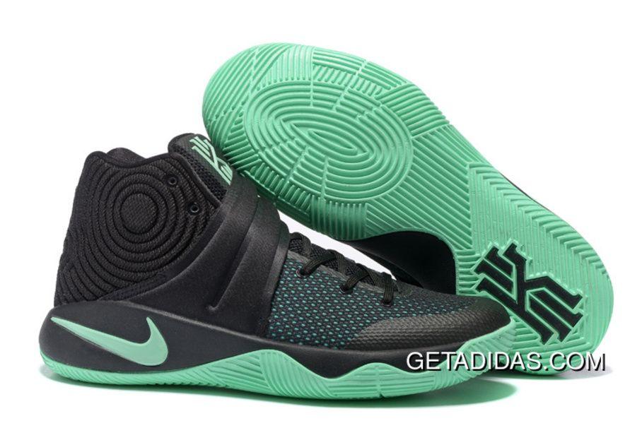 Big Discount  66 OFF Nike Kyrie 2 Green Glow BlackGreen Glow