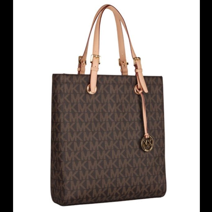 74c59abf2183 Authentic Michael Kors Laptop Tote Handbag | Products | Handbags ...